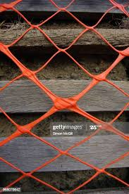 203 Orange Construction Fence Photos And Premium High Res Pictures Getty Images