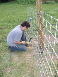 Pin On Fence Installation