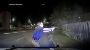 Dashcam Video Shows Police Shooting In Texas Video Abc News