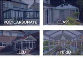 considering a new conservatory roof