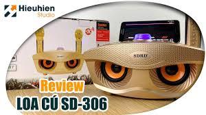 Loa SDRD SD-306 | Loa Karaoke Bluetooth Hay, Độc, Lạ Như Thế Nào ...