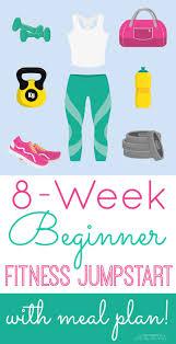 8 week beginner fitness jumpstart get