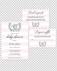 wedding invitation baby shower game
