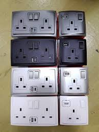 Important Electrical Outlets Available