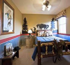 Western Theme Bedroom For This Little Cowboy Saddle Cowboy Texas Interiordesign Kids Vintage Silhouette Cowboy Room Horse Decor Bedroom Bedroom Themes