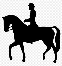 Images For Jumping Horse Clip Art Free Man On Horse Silhouette Free Transparent Png Clipart Images Download