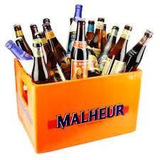 24 belgian beers gift set bienmanger