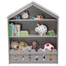 Serta Happy Home Storage Bookcase In Grey Buybuy Baby Kids Bookcase Childrens Bookcase Bookshelves Kids