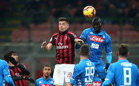 Milan-Napoli streaming, dove guardare la diretta della partita su Sky