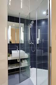 glass shower screen bathroom toilet