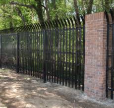 High Security Commercial Longfence