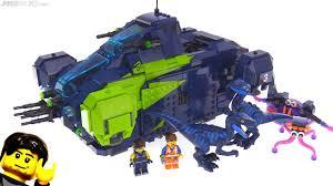 LEGO Movie 2 Rex's Rexplorer review! 70835 - YouTube