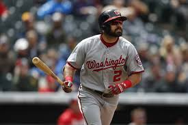 Nationals' Adam Eaton diagnosed with torn ACL, likely out for ...