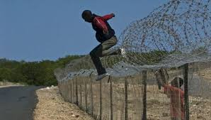 South Africa To Build 40 Km Fence At Border To Halt Migration News Telesur English