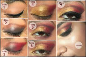 15 easy step by step bridal eye makeup
