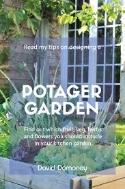 potager vegetable and flower garden