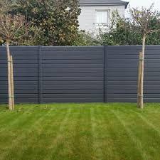 backyard fence panels