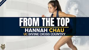 from the top hannah chau uci athletics