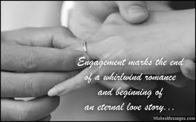 poems for engagement wishes