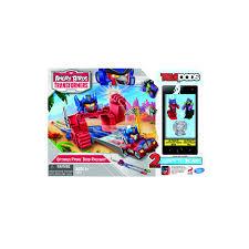 Hasbro Angry Birds Transformers Optimus Prime Bird Race Set and ...