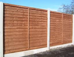 Overlap Fence Panel From Chelford Farm Supplies