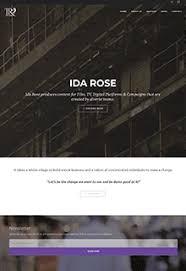Ida Rose | Website Design | Project Click