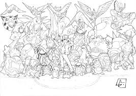 Pokemon X And Y Mega Coloring Pages Google Search Coloriage