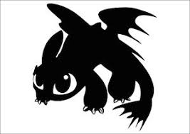 How To Train Your Dragon 3 Toothless Sticker Decal 160mmw Car Wall Ute Movie O Ebay