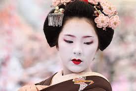 geisha beauty trademarks of an artisan