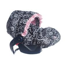 mid summer dream infant car seat cover