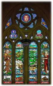 the dunedin window st paul s