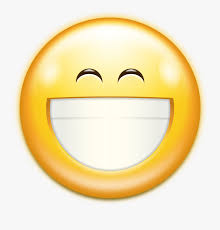 Teeth Smiles Images Free Smile Emoji, Cartoon - Big Smile Emoji Png , Free Transparent Clipart - ClipartKey