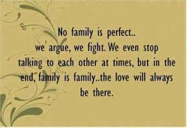 famous family quotes and sayings