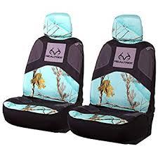 realtree 5pc camo auto accessories kit