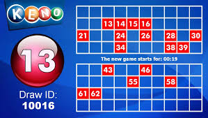 Play Online Keno: A Fun Casino Game