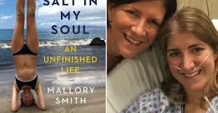 "A New Book, ""Salt In My Soul,"" Shows What It's Like To Grow Up With Cystic  Fibrosis"