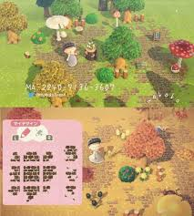 Acnh Fall And Halloween Themed Paths Imgur In 2020 Halloween Themes Animal Crossing Halloween