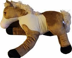 Heunec 638174 Wendy Dixie Western Pinto Pferd Plüschtier Stofftier günstig  kaufen | eBay