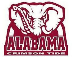 Alabama Decal Etsy