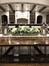 Rustic Elegance Dining Room Centerpiece Dining Centerpiece Dining Room Table Centerpieces