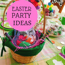 easter party ideas to make your party