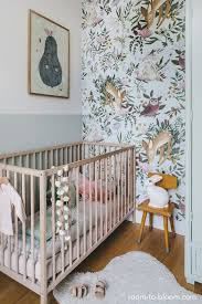 25 adorable woodland nursery ideas
