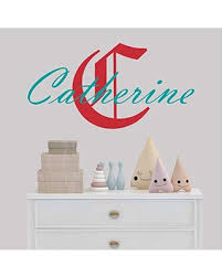 Amazing Deals On Girl S Custom Name And Initial Wall Decal Choose Your Own Name Initial And Letter Styles Multiple Sizes Baby Wall Stickers For Girls Girl S Nursery Personalized Custom Name Wall Decals