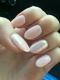 almond nails manicure papillon day spa