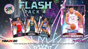NBA 2K20 - MyTEAM: Flash Pack 4 - Steam ...
