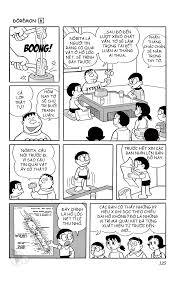 Truyện tranh Doremon - Tập 6 - Chương 14: Quái vật hồ Lốc-Nét