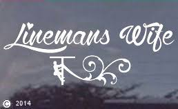 Tnt Linemans Wife Die Cut Window Decal