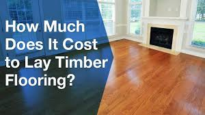 cost of timber flooring