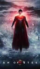 600x1024 superman man of steel galaxy