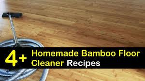 4 easy to make bamboo floor cleaner